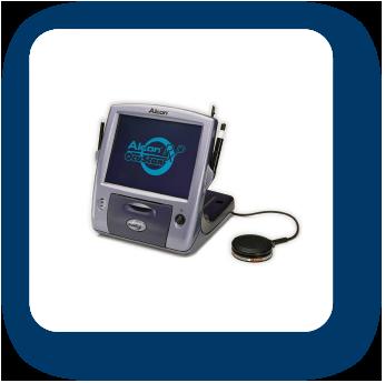 icone exames biometria ultrassonica
