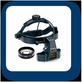 icone exames mapeamento de retina